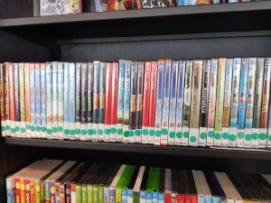 Des DVD en multiples exemplaires