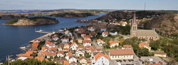 Fjllbacka, Suède