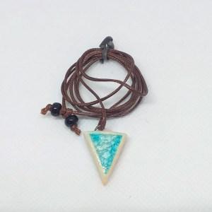 Colar Difusor Pessoal – Triangular