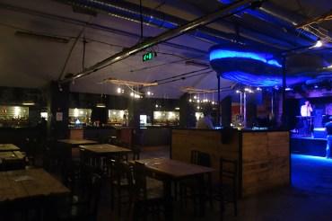 ruins bar