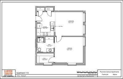 Plummer School Apartment Floor Plans 113