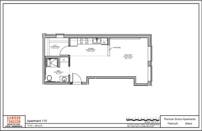 Plummer School Apartment Floor Plans 115