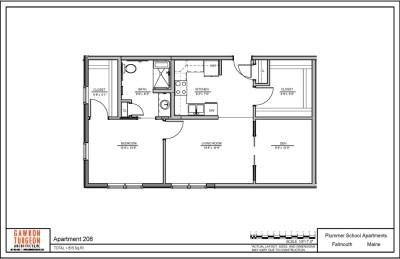 Plummer School Apartment Floor Plans 208