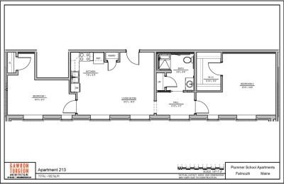 Plummer School Apartment Floor Plans 213