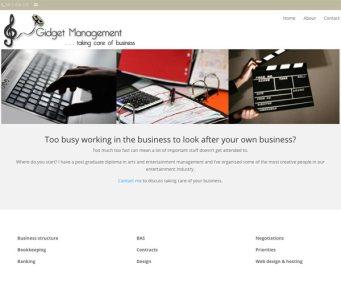 Gidget-Management