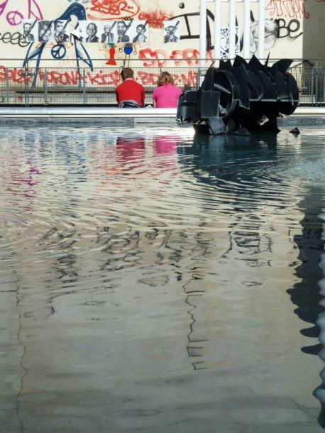 Fontaine Stravinski - Beaubourg