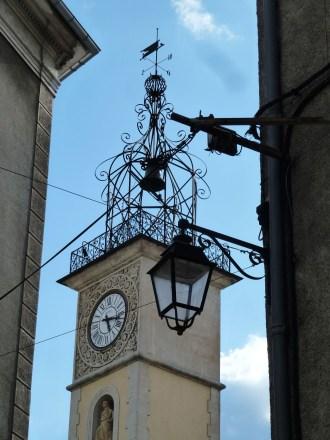 Sisteron, tour de l'Horloge