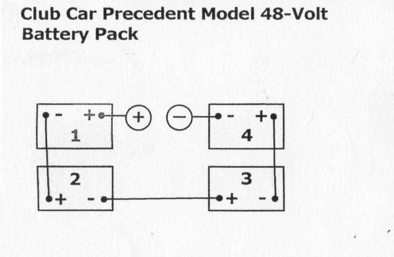 Cat Battery Diagram