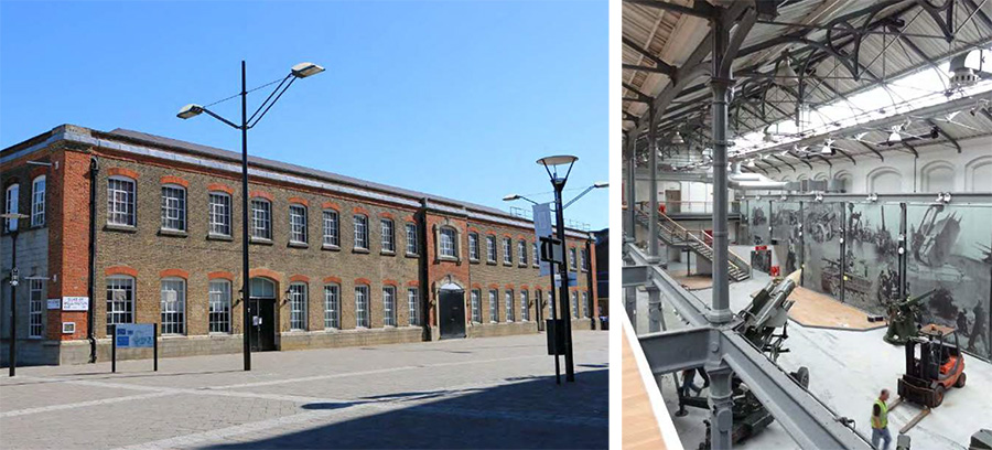 woolwich creative district