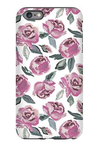 Garden Rose Phone Case - Caitlin Wilson Line