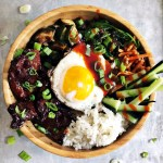 Korean Beef Bibimbap Bowls