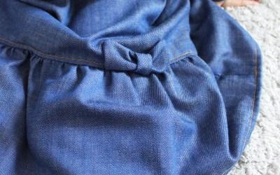 Un patron maison… oui mais une robe pour les poupettes !