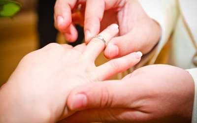 Une alliance unique pour votre cérémonie laïque