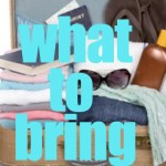 what-to-bring