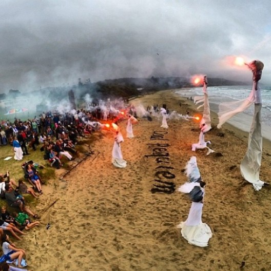 Lorne with Flares