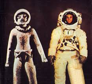 antiguo astronauta