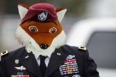 Cooling Vest Invented for Hot and Bothered 'Furries' Takes Off Among Military Members