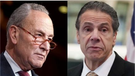 Gun Owners Ask State of New York to Take Chuck Schumer's Firearms Away