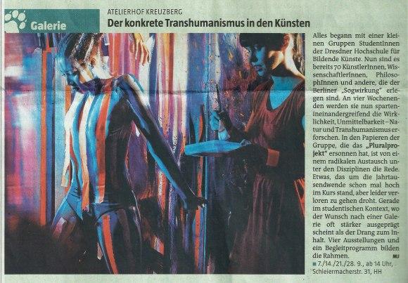SKINWALKER_ painting DIANA WEHMEIER_ photo SCHALL & SCHNABEL