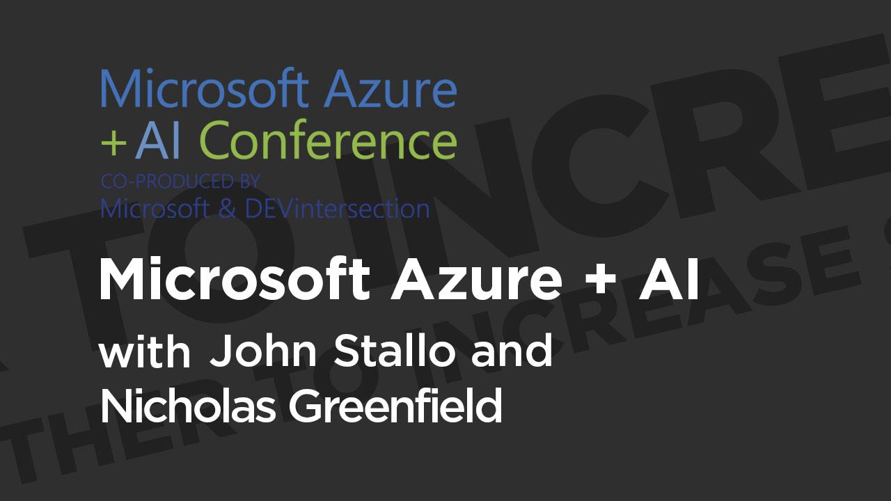 Kubernetes. GitHub. and DevOps: Microsoft Azure + AI Conference 2019 | Pluralsight