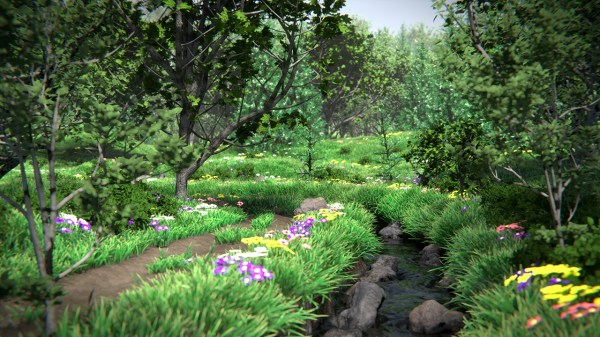 25+ Realistic Landscape In Blender Pictures and Ideas on Pro