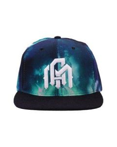 Rave Outfits for Guys Cold Galaxy Rave Snapback