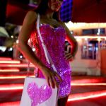 Fiber Optic Light Up Dress