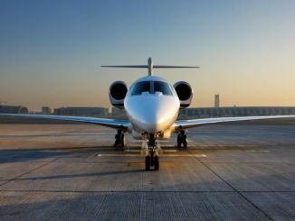 photodune-5896664-a-front-on-view-of-a-private-jet-xs (2)