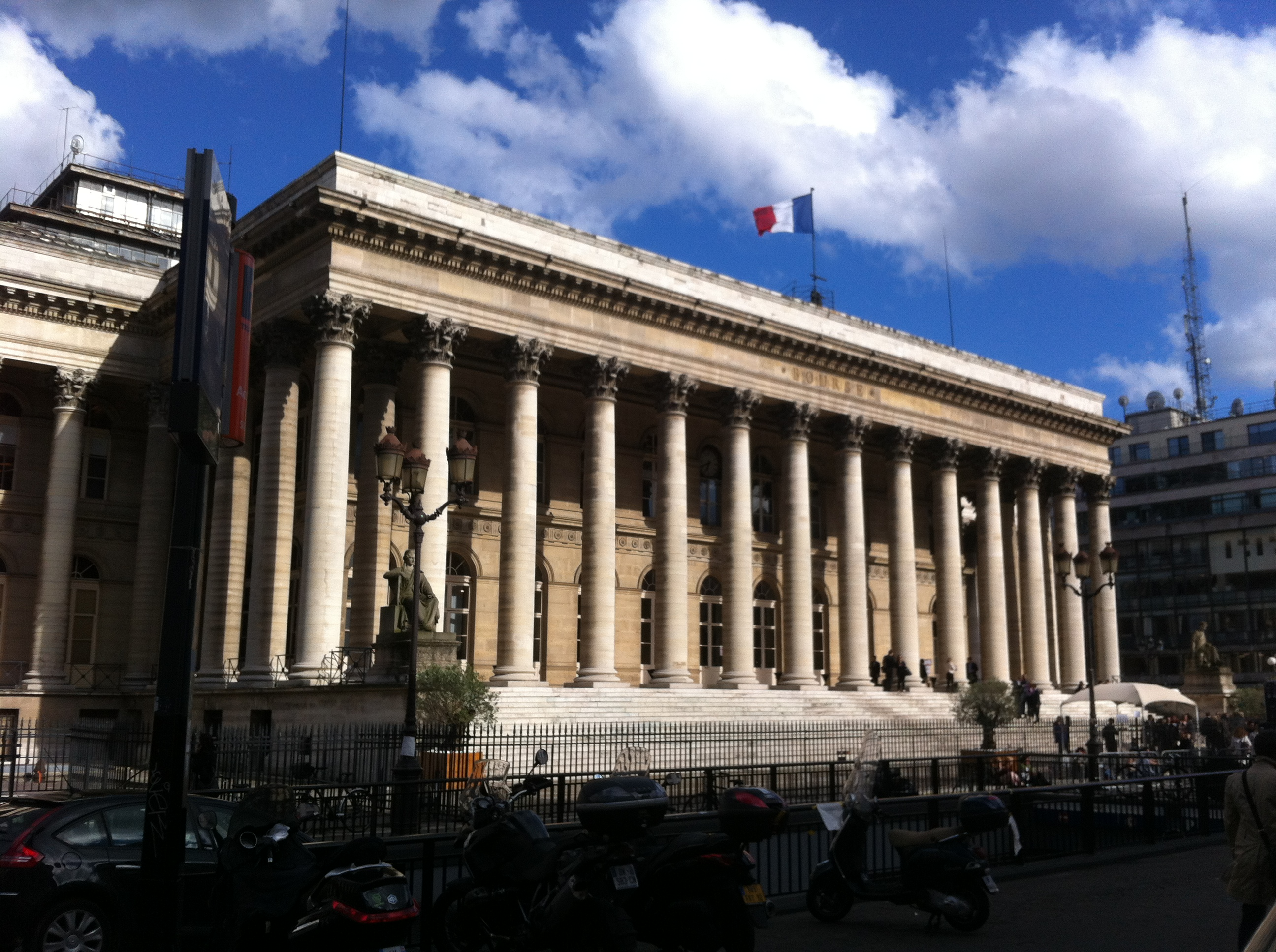 meilleures actions bourse de paris