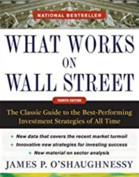 livre what works on wall street