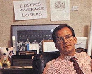 Paul tudor jones losers average losers