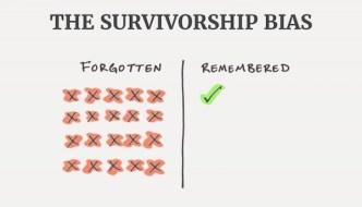 Le biais du survivant : Un mensonge qui coûte cher