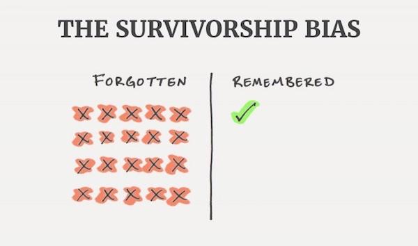 biais du survivant schéma