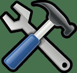rénovation marteau clé