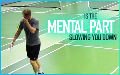 Is the mental part slowing you down?