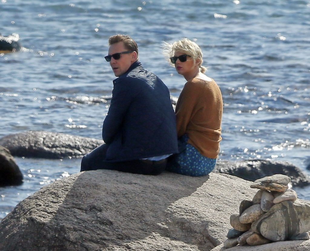 Taylor Swift Tom Hiddleston Cusica Plus