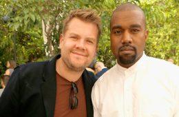 James Corden. The Late, Late Show. Fade. Kanye West. Parodia. Cúsica Plus