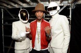 Daft Punk. N.E.R.D. remix. She Wants to Move. Boys Noize. Cúsica Plus