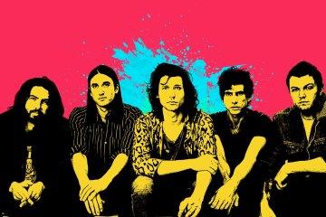 CRX el proyecto alterno de Nick Valensi de The Strokes debuta con 'New Skin' y estrenan videoclip. Cúsica Plus