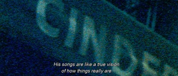 """""""Sus canciones son una visión verdadera de cómo las cosas son realmente"""" Cúsica Plus."""