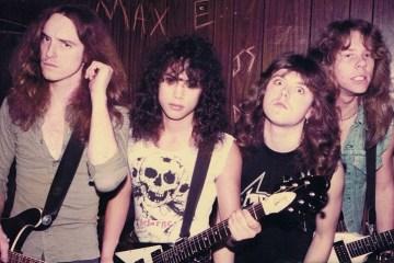 Metallica. Metallica a través de sus discos.