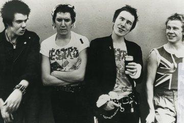 """""""Anarchy in the UK"""": el punk como movimiento social. Sex Pistols. Cusica Plus"""