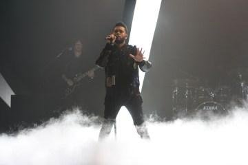 Mira a The Weeknd en The Ellen Show, su primera presentación en la televisión diurna. Cusica Plus