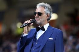 Andrea Bocelli no será parte del acto de investidura de Donald Trump. Cusica Plus