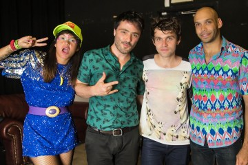 """Bomba Estéreo presenta el remix de """"Raíz"""" hecho por Nicola Cruz. Cusica Plus"""