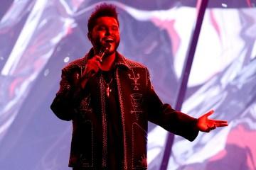 Mira a The Weeknd cantar en una nueva edición de Vevo Presents. Cusica Plus