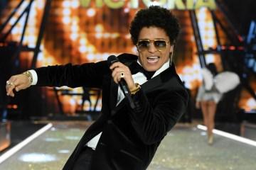Bruno Mars también cantará en los Grammy Awards de 2017. Cusica Plus