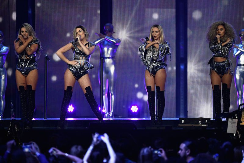Little Mix en los Brit Awards 2017
