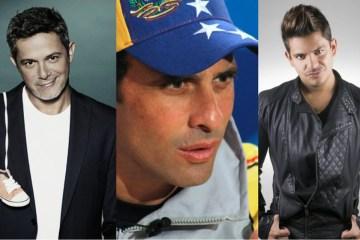 Alejandro Sanz, Oscarcito y Capriles apoyarán a niño rapero. Cusica plus