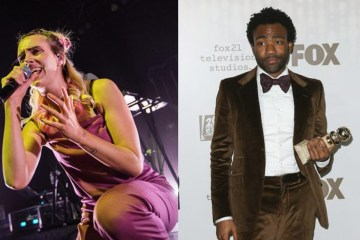 MØ y Snakehips versionan tema de Childish Gambino. Cusica plus